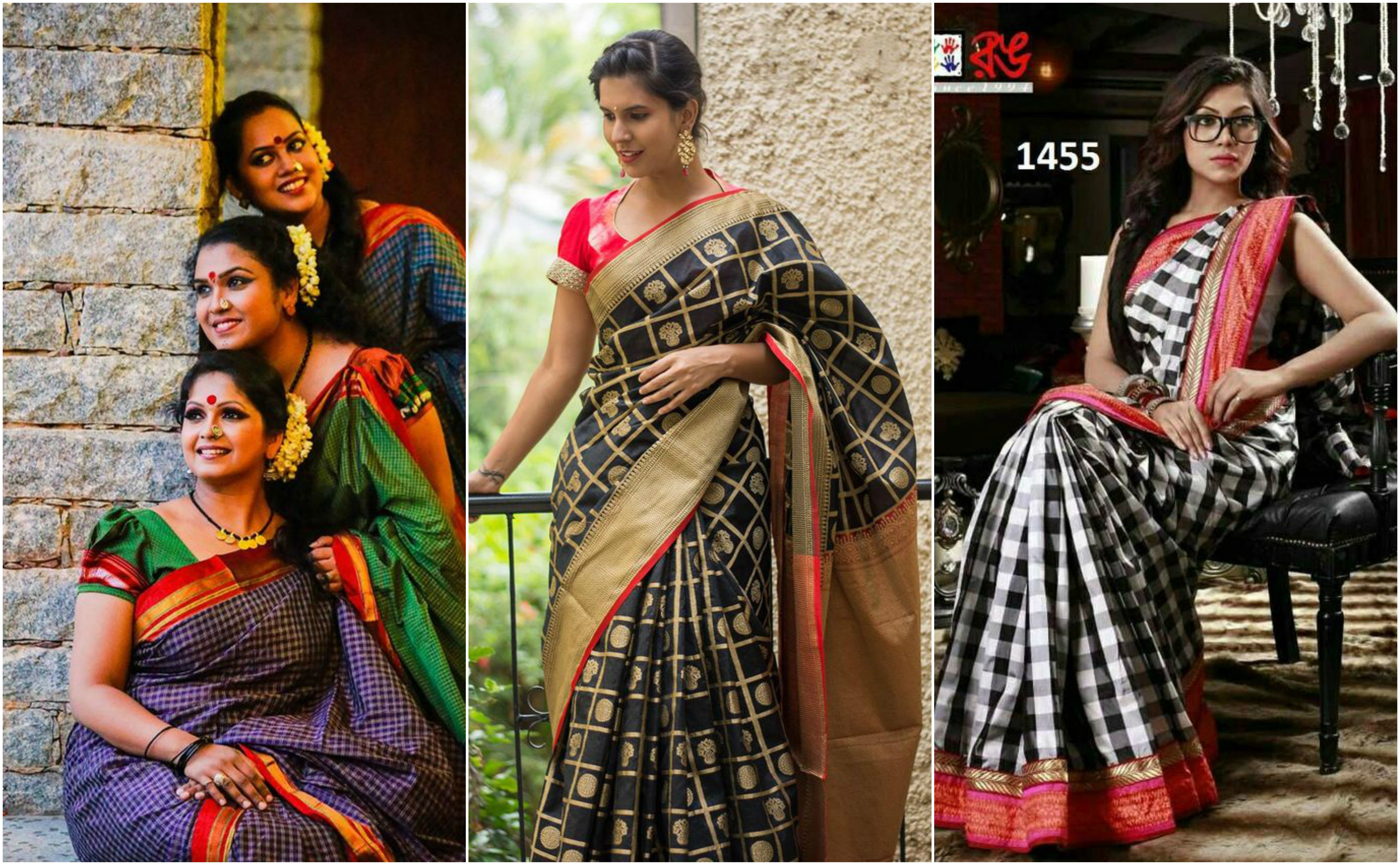 6 Latest Trends Of Cotton Silk Sarees In 2018 G3 Fashion