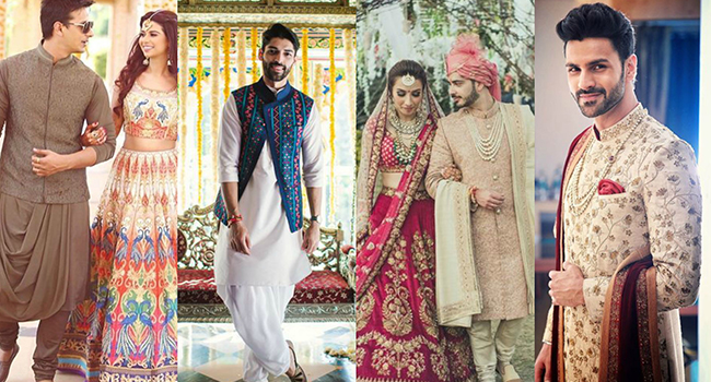 Mens Wedding Wear Trends 2018 For Engagement Reception