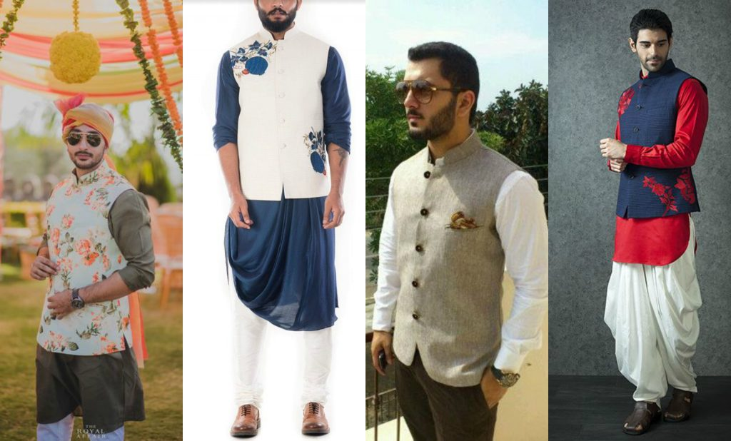 Wedding Attire For Men.Mens Wedding Wear Trends 2018 For Engagement Reception Sangeet