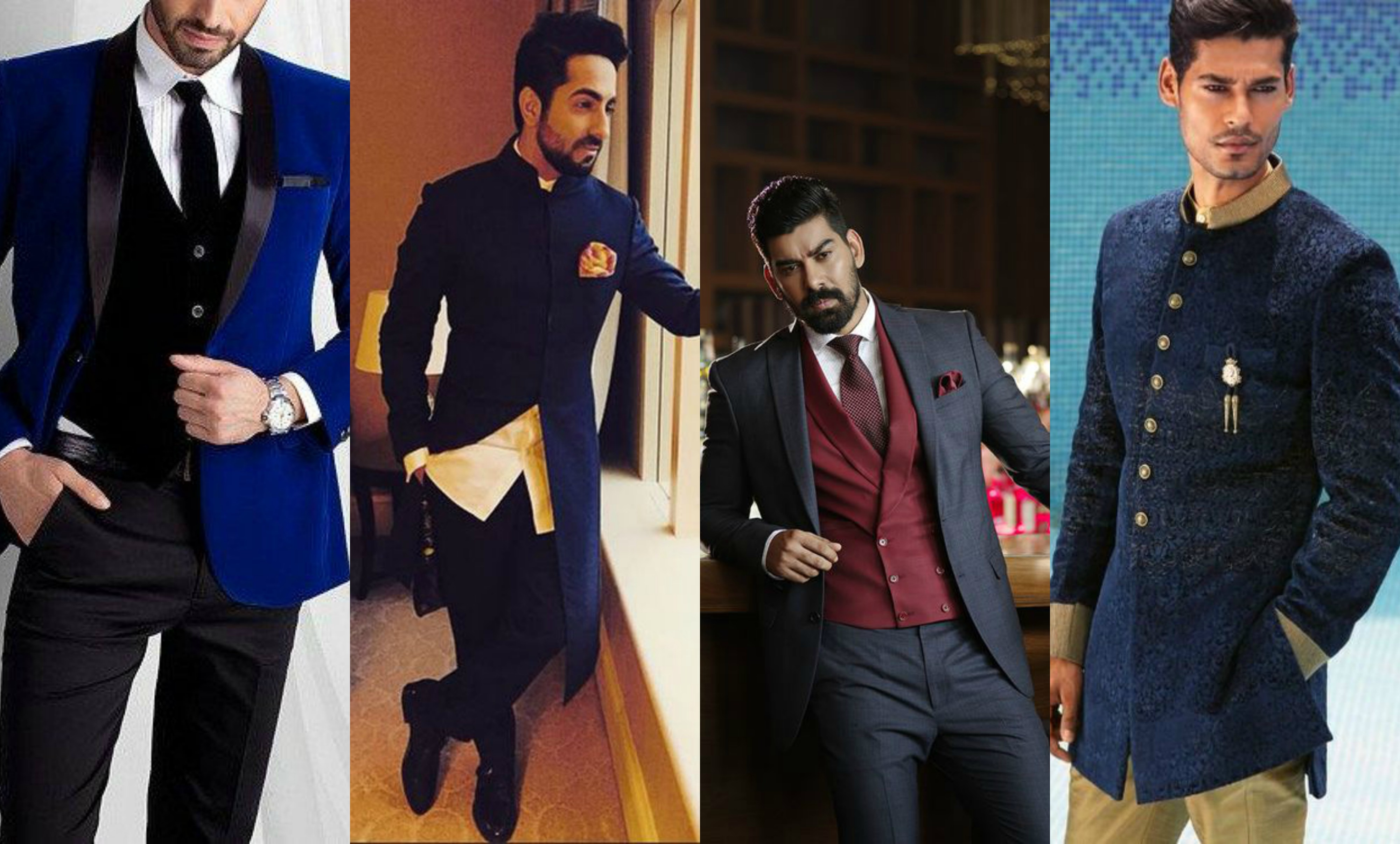 Indian Groom Wedding Wear Trends for 2018 | G3Fashion.com