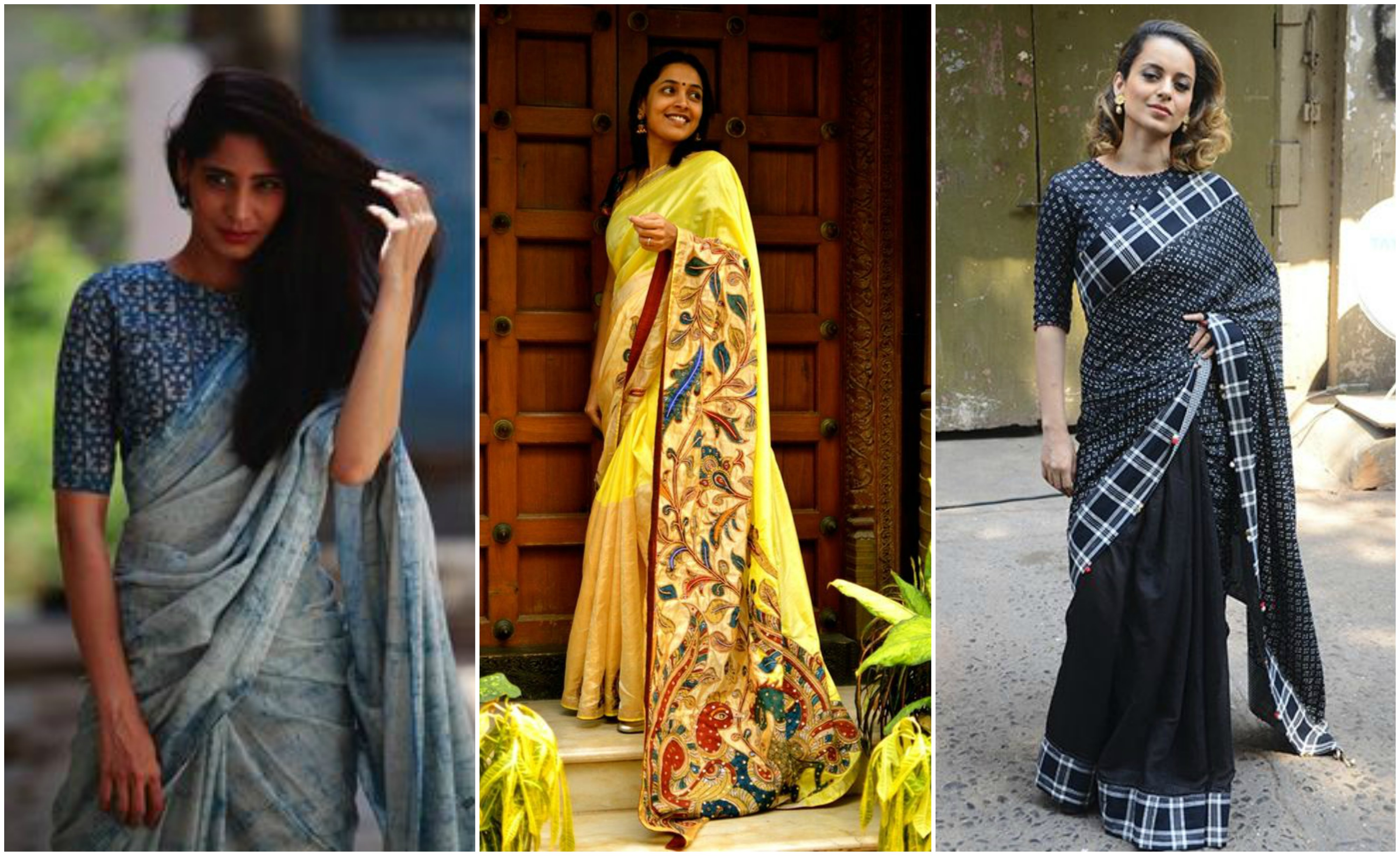 Latest Fashion Trends In Sarees