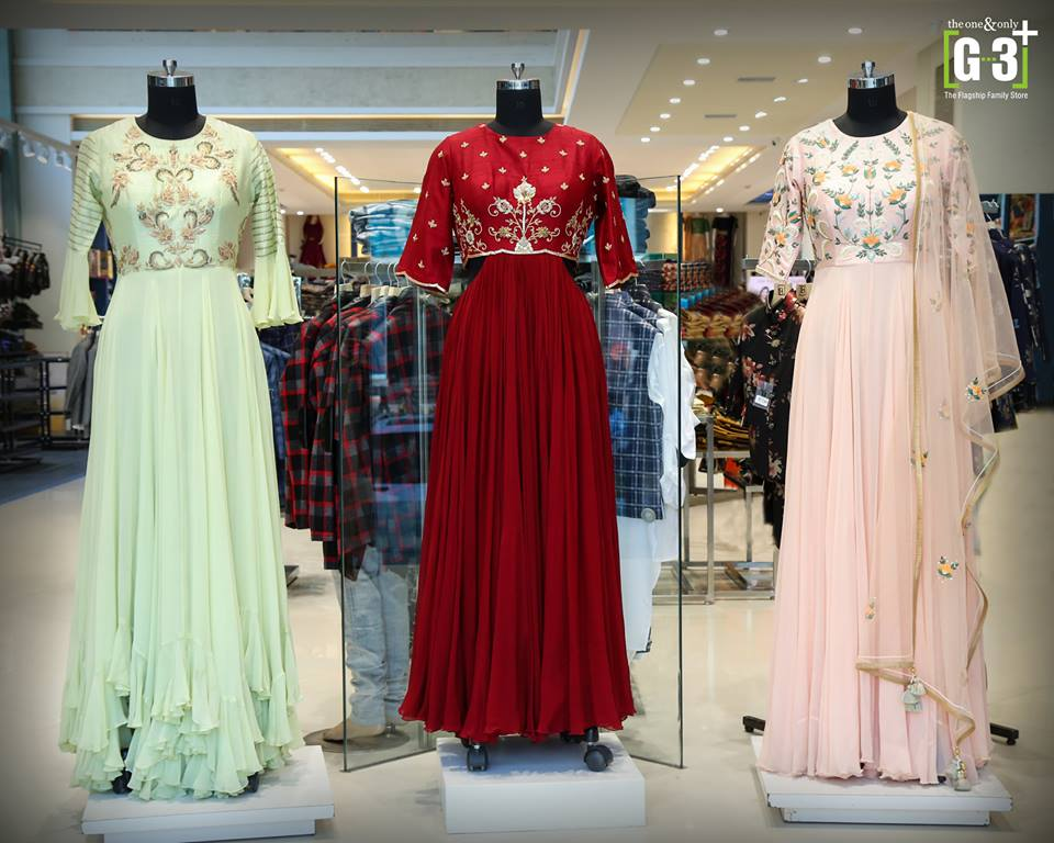 4757d6b2 Best Place to Shop Salwar Suits in Surat — G3+ Fashion