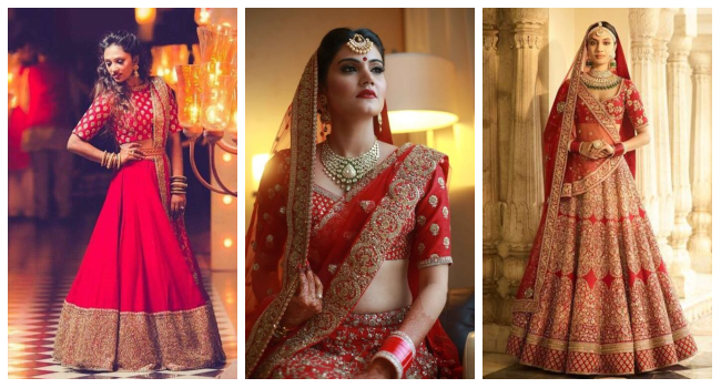 24a527afaa 5 Useful Tips to Look Slim in Lehenga for Brides — G3+ Fashion