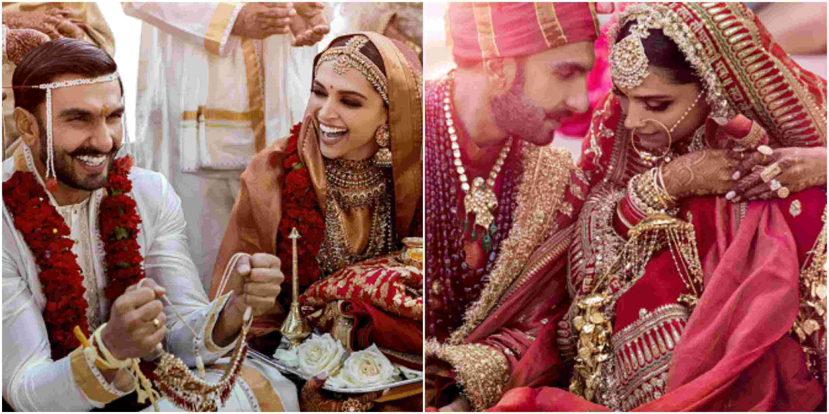 05f2b1b65a Deepika and Ranvir Singh Wedding - Trends to Pick for Wedding Outfits