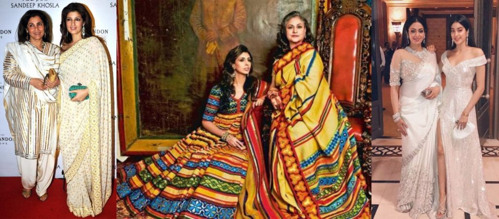 Mother Daughter Dresses For Indian Wedding