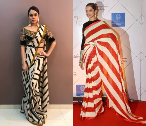 Top Trends And Latest Styles Of Party Wear Saree 2020