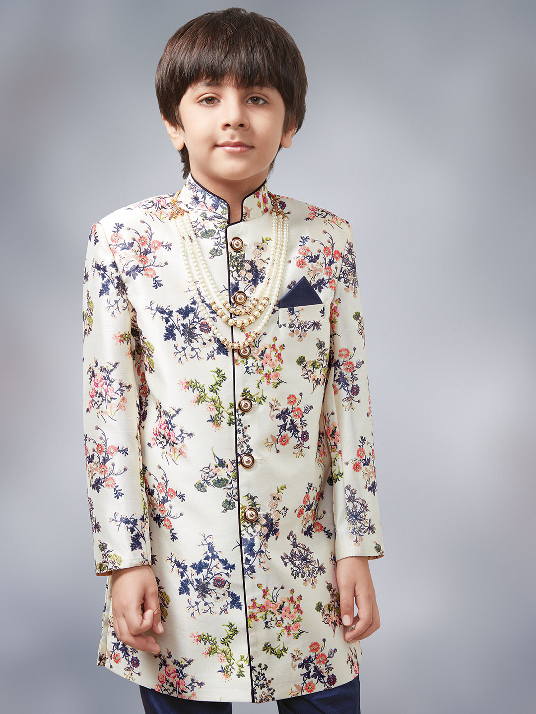130bce77c0ae Top trends and latest boys indo western outfits 2019