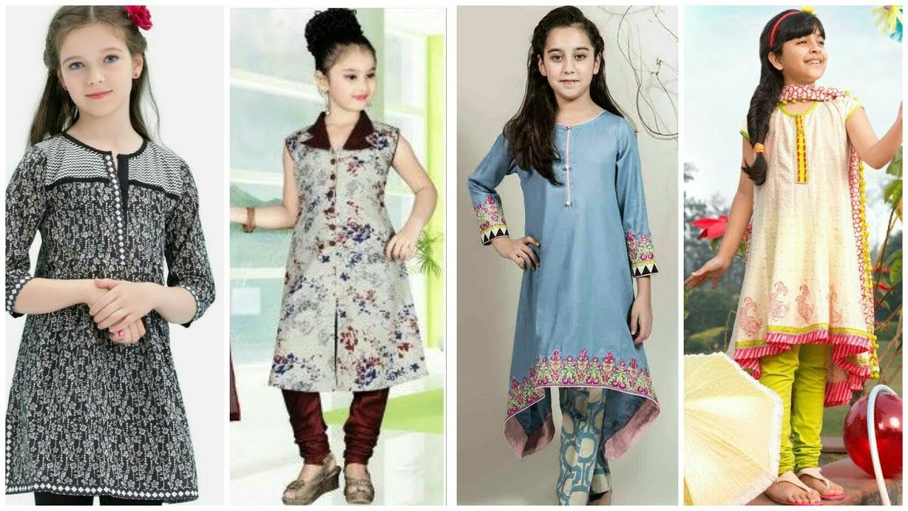 Top Trends Of Girls Salwar Suit 2019 Indian Wear For Girls Kids Wear