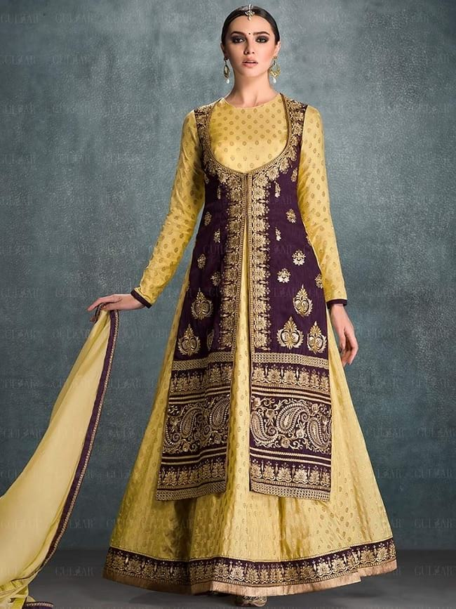 f2caf24875 55 Different Designs Of Salwar Suits For Women That Are Absolutely Trendy,  Latest trend in