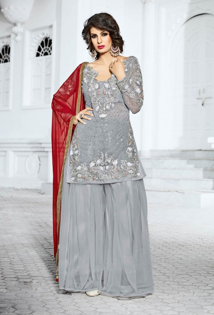 top trends and latest styles of pakistani salwar suit ,2019