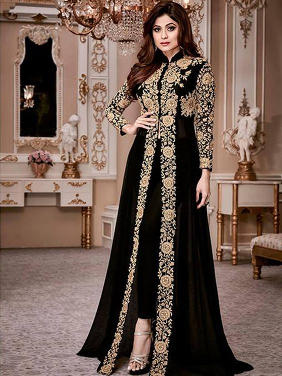 88ecf0ae70 55 Different Designs Of Salwar Suits For Women That Are Absolutely Trendy,  Latest trend in