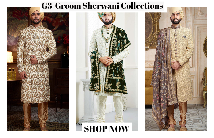 Indian Groom Wedding Wear Trends For 2020 G3 Fashion,Ring Ceremony Traditional Indian Wedding Dresses For Men