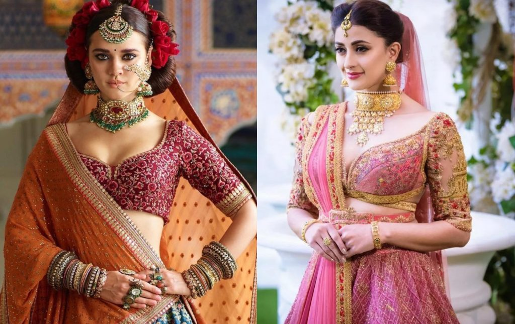 Wedding Lehenga Choli Designs For The Indian Brides G3 Fashion,Small Space Design Ideas For Small Kitchens