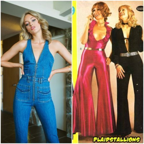 1970s Fashion Clothing Style Is A Come Back Today G3 Fashion
