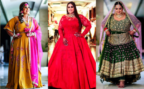Plus Size Clothing Ideas For Different Occasion Indian Wear