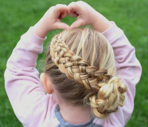 Cute Hairstyles For Little Girls 2020 Toddler Hairstyles
