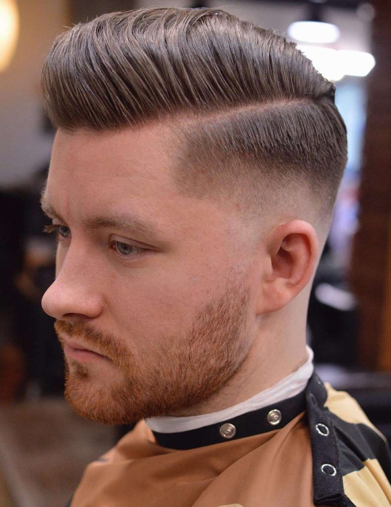 comb over hair style, best hairstyle for men