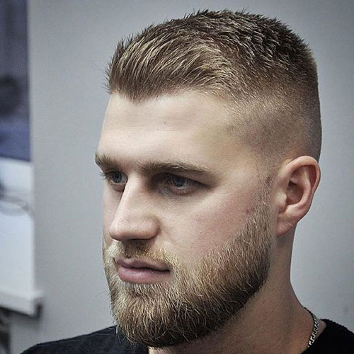 crew cut,top hairstyles for men