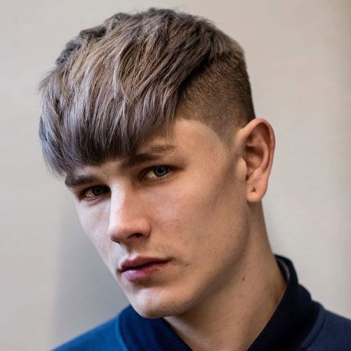 men hairstyle,fringe hairstyle