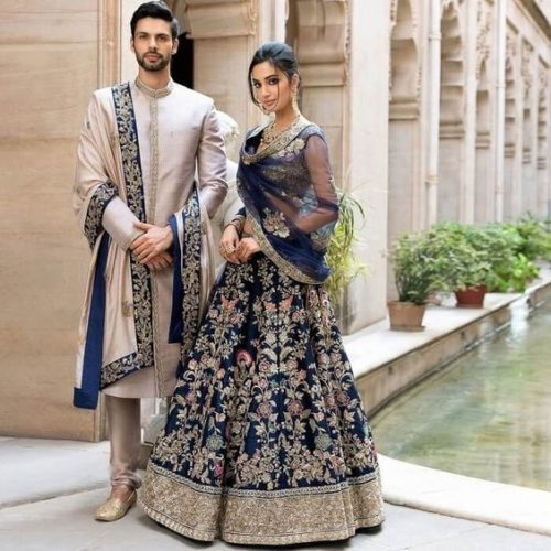 26+ Couples Matching Outfits For Indian Weddings Wallpapers