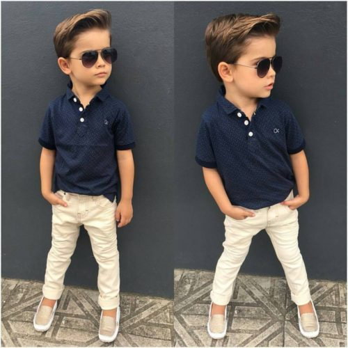 Casual Outfits for Little Boys | Baby