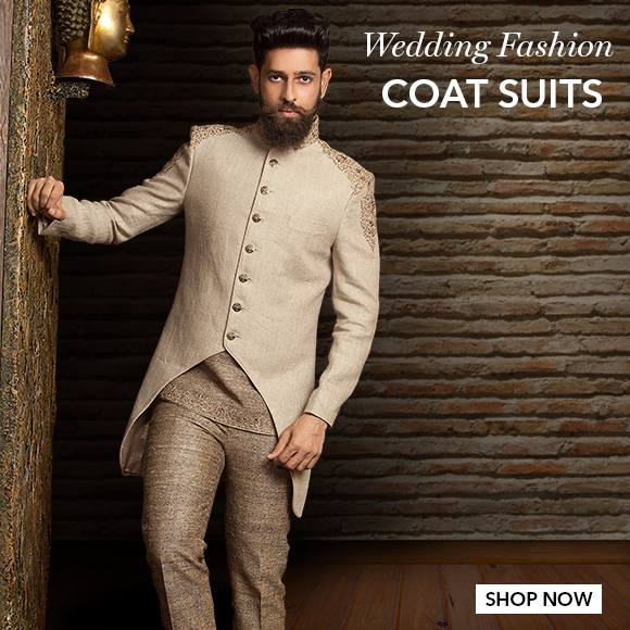 Men's Coat Suit