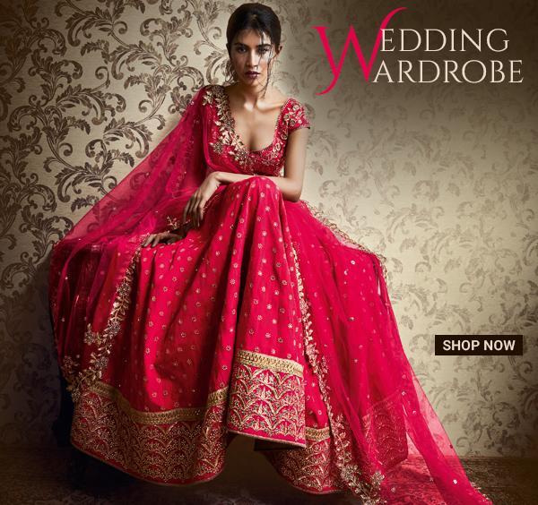 Wedding Wardrobe