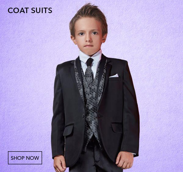 Boys Coat Suits