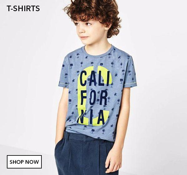 Boys T Shirts