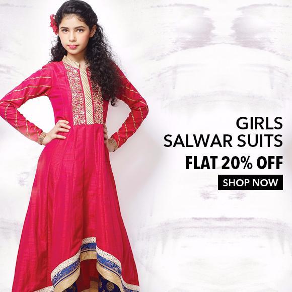 Girls Salwar Suits