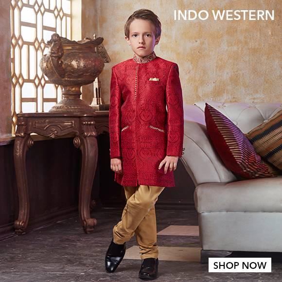 Boys Indowestern