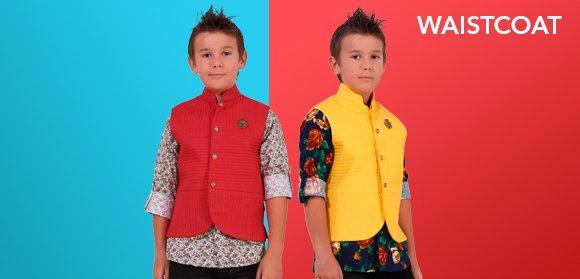 Boys Waistcoat