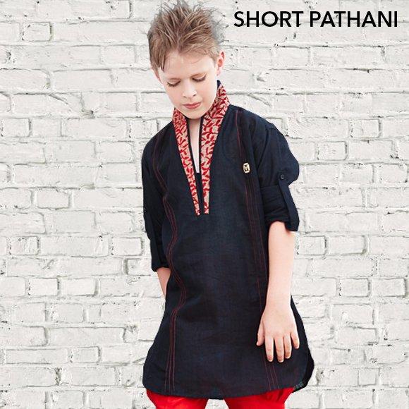 Short Pathani