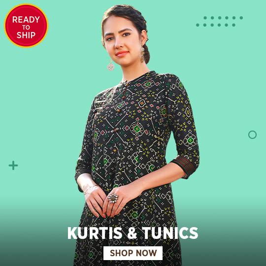 Kurti & Tunics