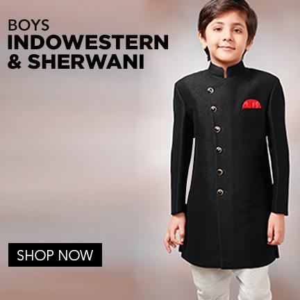 Boys Indo-Westerns & Sherwani