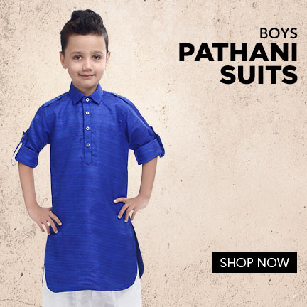 Boys Pathani Suits