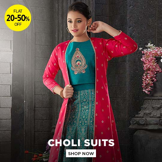 5_Choli Suits