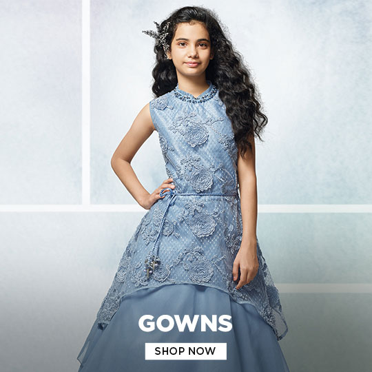 Girls Gowns
