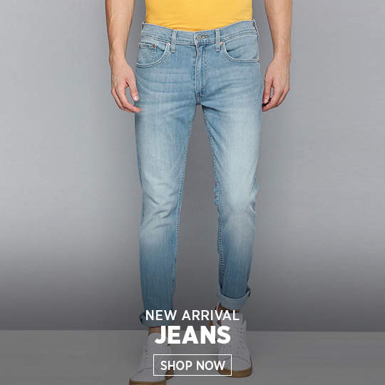 Men's Jeans Collection
