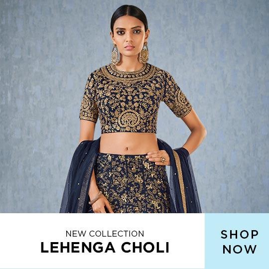 New Lehenga Choli Collection