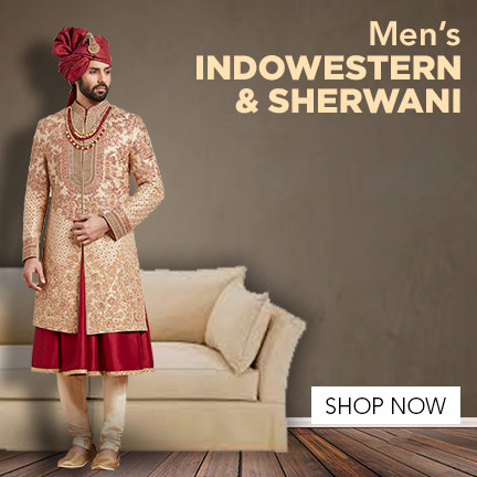 Exclusive Indowestern & Sherwani