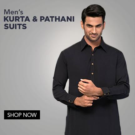 Men's Kurta & Pathani Suits