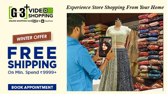 G3+ Video Shopping Winter Offer