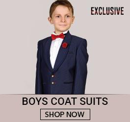 G3 Exclusive Coat Suits