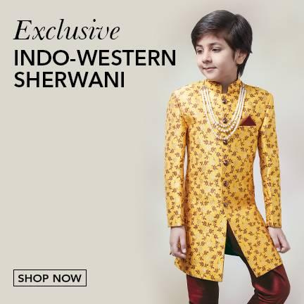 Boys Indowestern & Sherwani