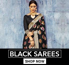 Black Color Sarees