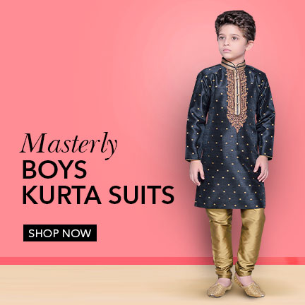Boys Kurta Suits