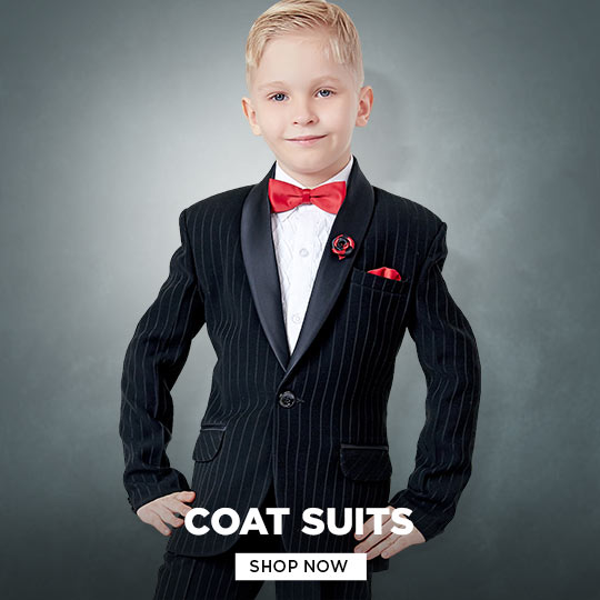 Boys Coat Suits collection