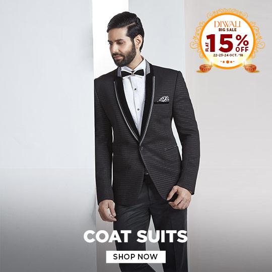 Mens Coat Suits Collection