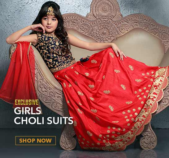 G3 Exclusive Choli Suits